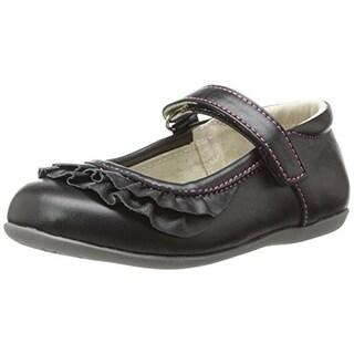 See Kai Run Zarah Leather Toddler Girls Mary Janes - 8 medium (b,m)