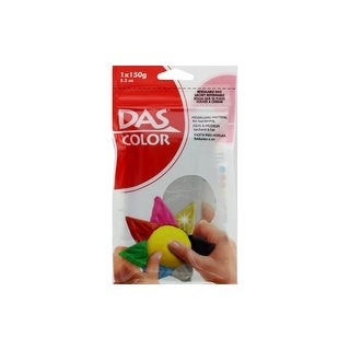 Prang DAS Air-Hardening Clay 5.3oz Silver