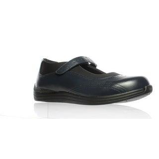 Drew Shoe Womens 14375-42-M-115 Navy Flats Size 11.5
