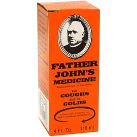 Father John's Medicine Cough Suppressant 4 oz