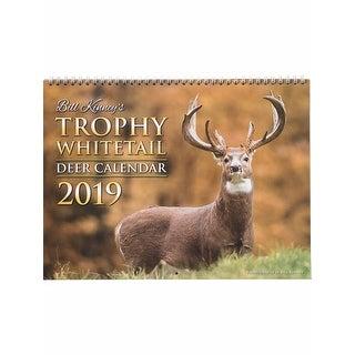 Legendary Whitetails Trophy Whitetail Deer 2019 Calendar