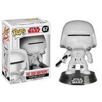 "FunKo POP! Star Wars: The Last Jedi First Order Snowtrooper 3.75"" Figure - multi"