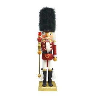 Link to 18In Christmas Nutcracker Shammah Soldier - Small Similar Items in Christmas Decorations