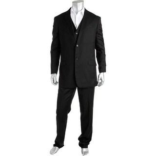 Pavaratti Mens 3PC Long Sleeves Pant Suit - 44L