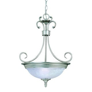 Savoy House KP-7-505-3 Three Light Bowl Pendant from the Liberty Collection