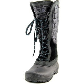 The North Face Thermoball Utility Women Round Toe Canvas Snow Boot