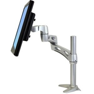 Ergotron 45-235-194 Ergotron Neo-Flex Extend LCD Arm - 20 lb - Silver
