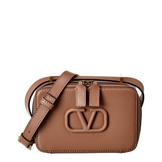 Link to Valentino Vsling Small Leather Crossbody Similar Items in Shop By Style