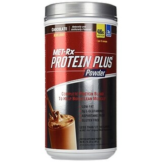 MET-Rx Protein Powder Milk Chocolate 2 Lb