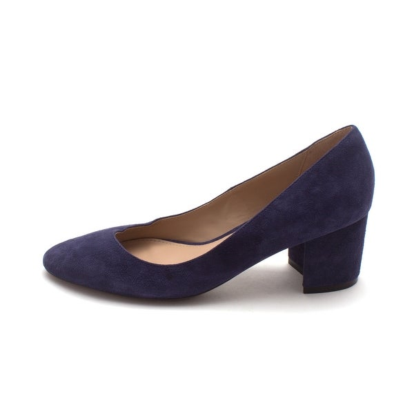 Cole Haan Womens 15A4125 Suede Closed Toe Classic Pumps - 6