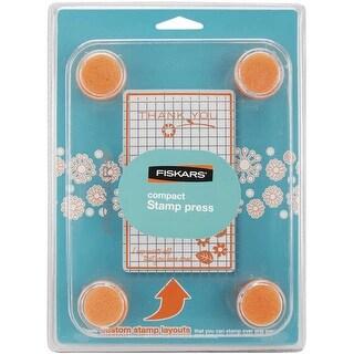 """Fiskars Compact Stamp Press -8.25""""X6.25"""""""