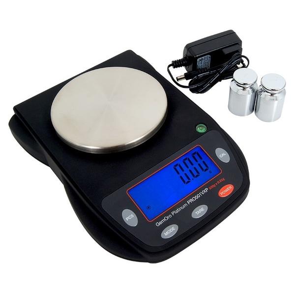 GemOro PlatinumAr PRO501VXP, 500g x 0.01g Scale