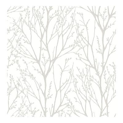 Treetops Peel & Stick Wallpaper - 216in x 20.5in x 0.025in