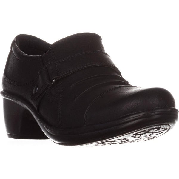 Easy Street Mika Ankle Boots, Black