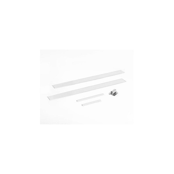 "Robern RSMK36D4P R3 Series 36"" x 4"" Side Kit"