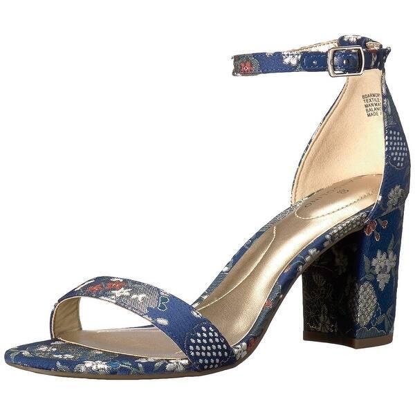 6e4b136d3545 Shop Bandolino Womens 25024853-3YM Fabric Open Toe Special Occasion ...