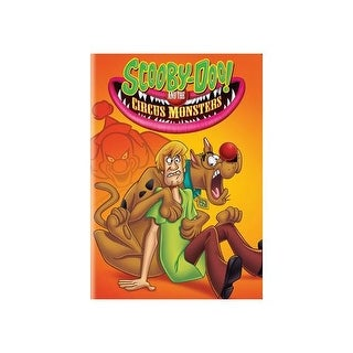 SCOOBY-DOO & THE CIRCUS MONSTERS (DVD)