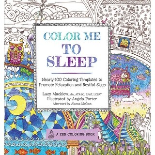 Race Point Publishing Books-Color Me To Sleep