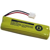 Replacement VTech LS6125-2 / LS6217 NiMH Cordless Phone Battery - 502 mAh / 2.4V