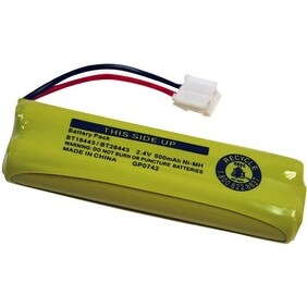 Replacement 500mAh Battery For Vtech LS6225 / LS6225-2 Phone Models