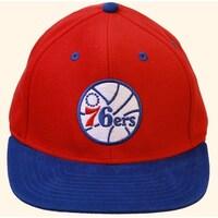0068b45fa Philadelphia 76ers NBA Snapback Hat