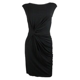 Studio M Women's Side Knot Dress - s