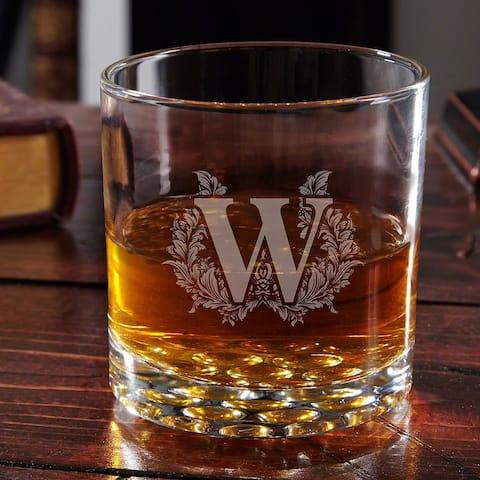 Highbury Personalized Whiskey Glass