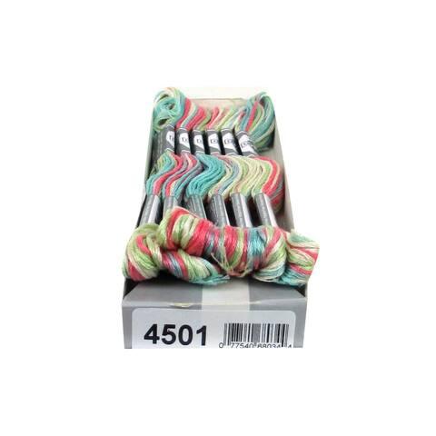 517 4501 dmc coloris embroidery floss wildflowers
