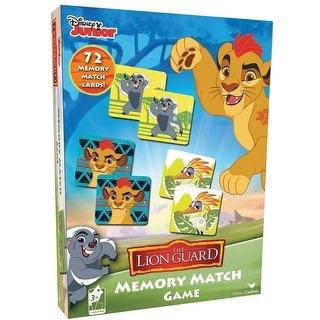 Lion Guard Memory Match