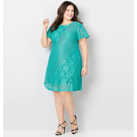 Buy White Women S Plus Size Dresses Online At Overstock