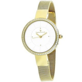 Link to Christian Van Sant Women's Reign Silver Dial Watch - CV0222 - One Size Similar Items in Women's Watches