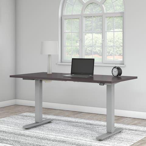Somerset 60W Electric Height Adjustable Desk by Bush Furniture