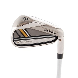 New TaylorMade RocketBladez 6-Iron FST R-Flex Steel RH
