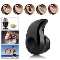 Mini Wireless Bluetooth Stereo In-Ear Headset Earphone
