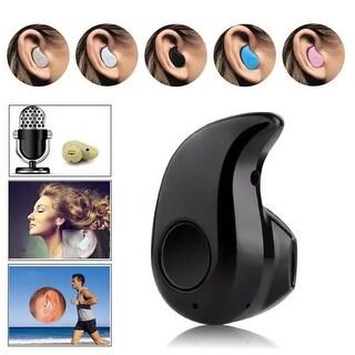 Mini Wireless Bluetooth Stereo In-Ear Headset Earphone