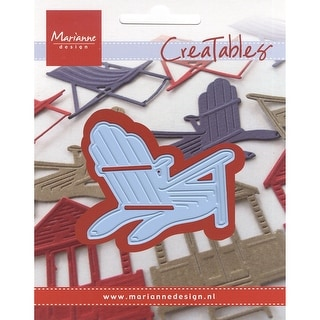 Marianne Design Creatables Dies-Adirondack Chair