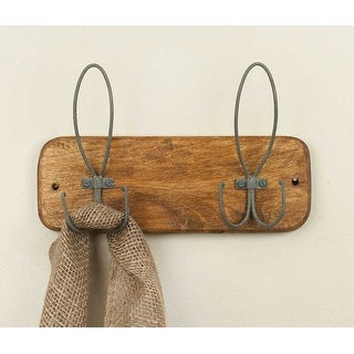 Forge and Forest Wall Hooks -2Pack