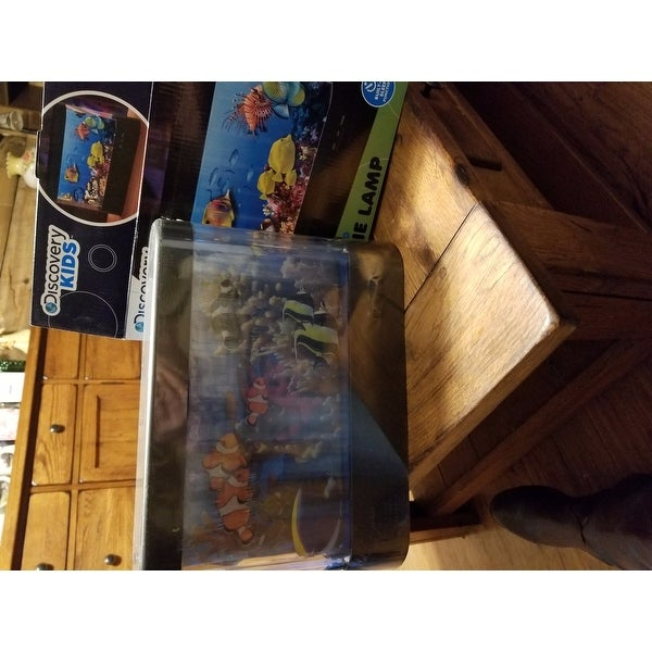 Discovery Kids Animated LED Marine Lamp   Free Shipping On Orders Over $45    Overstock.com   16671856