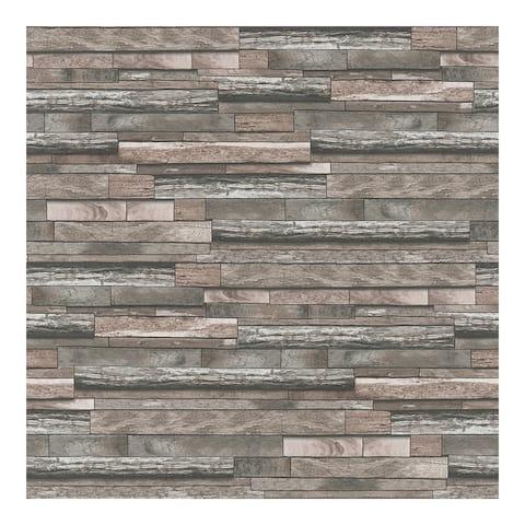 Federico Red Slate Wallpaper - 20.9 x 396 x 0.025