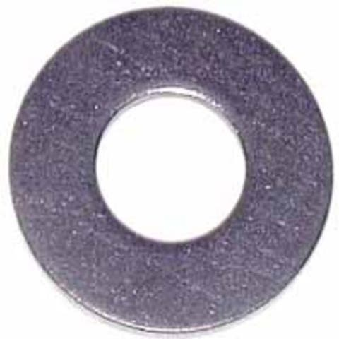 Midwest Products 05321 Stainless Steel Flat Washer #8
