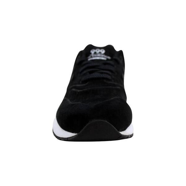 lowest price 91963 7b892 Shop New Balance Men's 999 Suede Black MRL999BA - Free ...