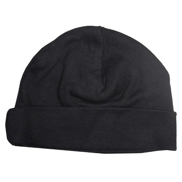 Black Baby Cap - Size - One Size - Unisex