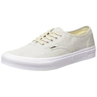 Vans Unisex Authentic Slim Casual Shoe