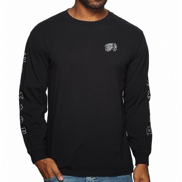 2c4f7e3ff0d53 Shop Brixton Mens Primo Long Sleeve Graphic Tee T-Shirt - Free Shipping On  Orders Over $45 - Overstock - 27986140