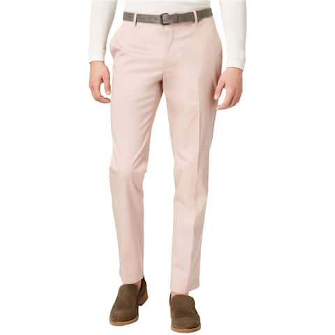 I-N-C Mens Slim-Fit Casual Chino Pants - 32W x 34L