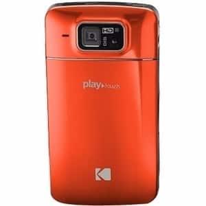 Kodak Zi10 PlayTouch Video Camera (Orange)
