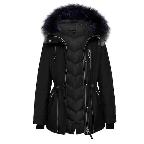 Mackage Chara dx Jacket Small Black