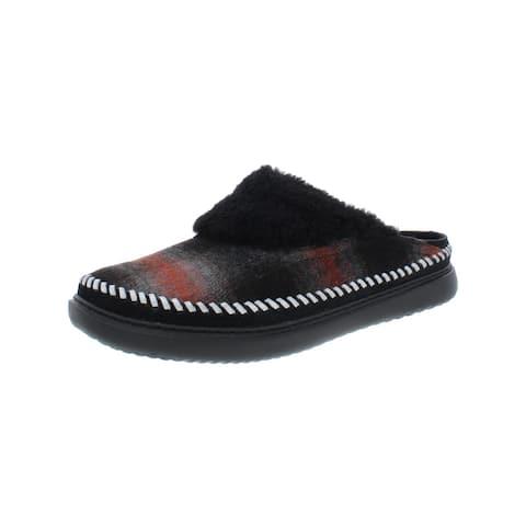 Cole Haan Womens Zerogrand Slipper Shoes Fur Convertible
