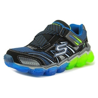 Skechers Skech Air-Turbo Rush Youth Round Toe Leather Multi Color Tennis Shoe