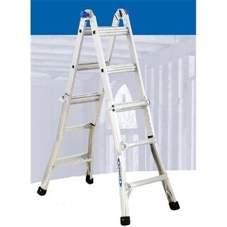 Werner MT-13 13 Duty Rating Telescoping Multi-Ladder